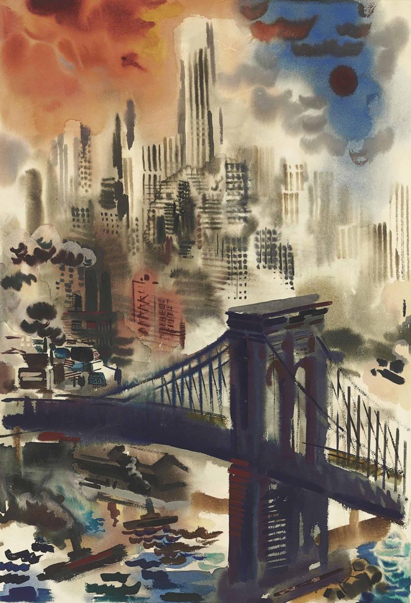 George Grosz - 1935
