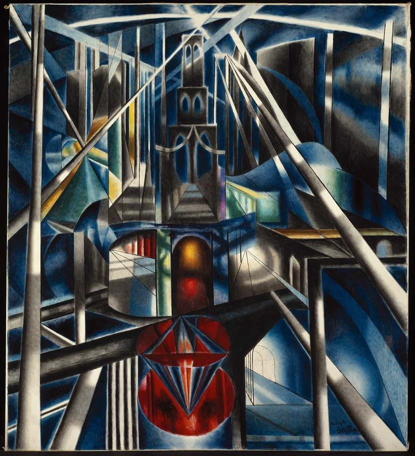 Joseph Stella - 1941