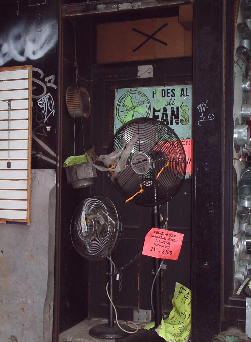 313 Canal Street Fans, 2005