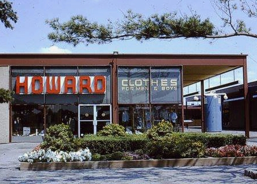 Howard Clothes Garden State