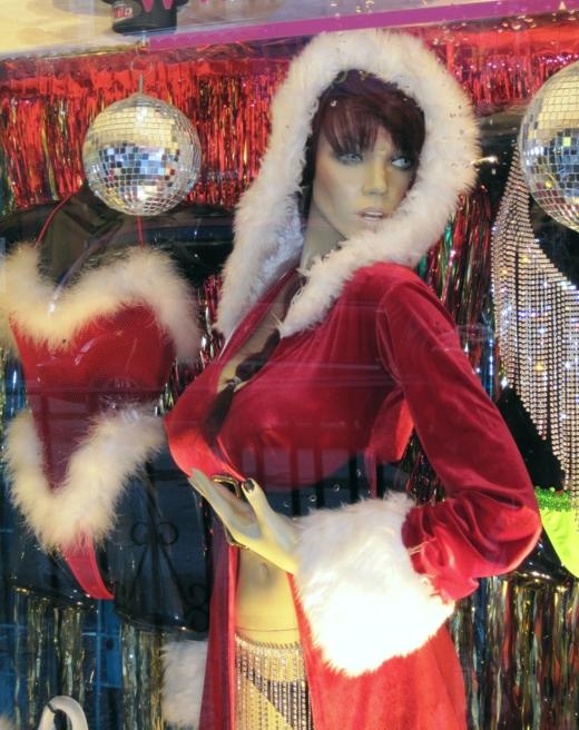 Sixth Avenue Sleazy Santa, Christmas 2012