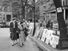 Old Town Art Fair, June 3, 1950