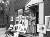 Old Town Art Fair, June 3, 1960, Mrs. Crilly, Talent Manager