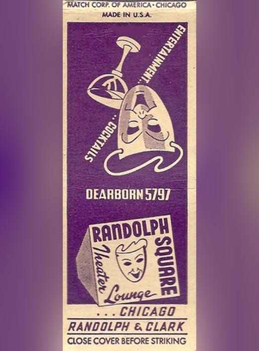 Randolph Square Theater Lounge