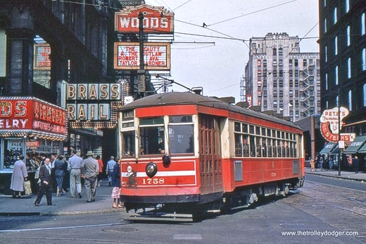 Trolley Dodger 1953