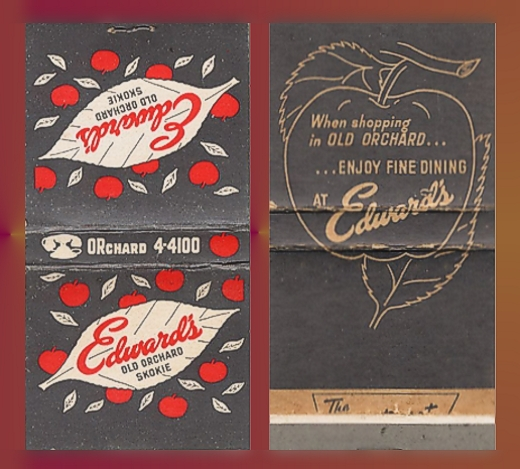 Edward's Matchbook