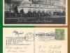 Sky Rocket Postcard