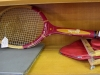 Old Wood Tennis Racket