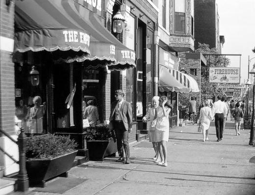 Wells Street 1960s