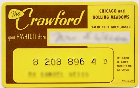 Crawford's Card