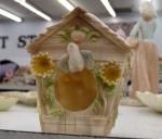Dollar Tree Birdhouse