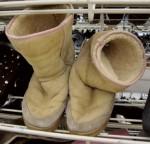 Gross Emu Boots
