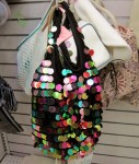 Tacky Sequined Purse