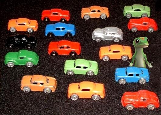 Cars Cars Cars Gecko
