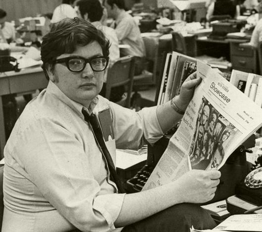 A Youthful Journalist