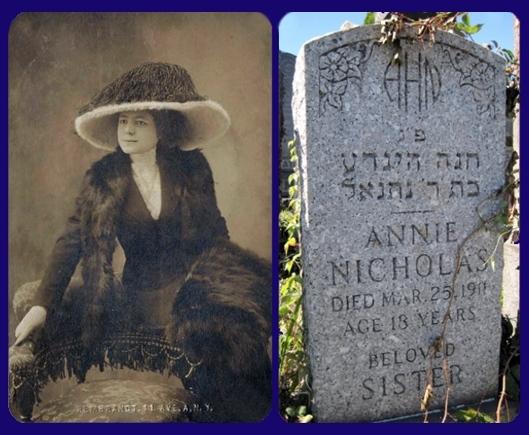 Annie Nicholas