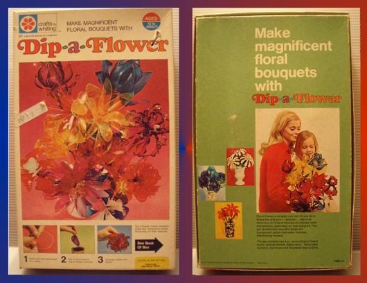 Dip-a-Flower