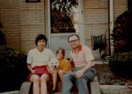 Mom, Dad, Janet & Duffy