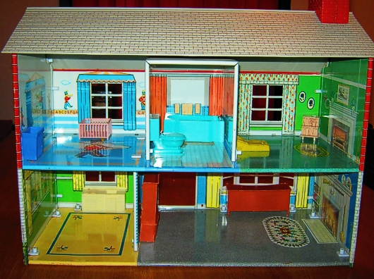 Marx Dollhouse