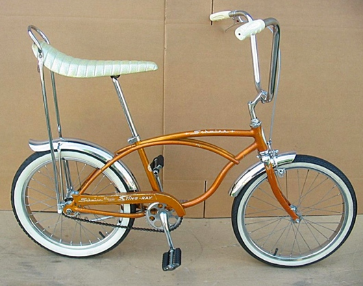 That Elusive Schwinn Sting-Ray