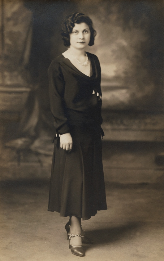 Ella, Age 27 - 1932