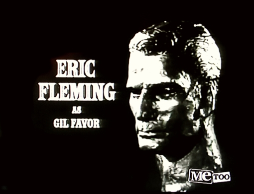 Eric Fleming Bust