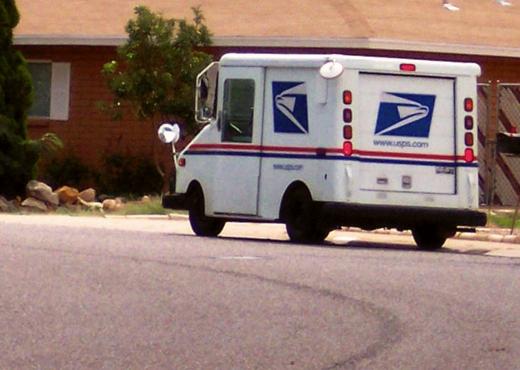 Mail Delivered