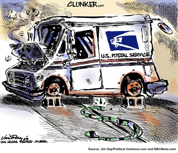 Jim Day USPS Cartoon