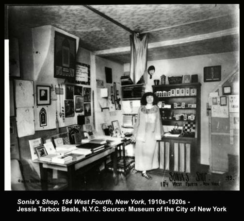 Sonia's Shop