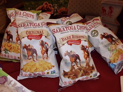 Saratoga Chips Line
