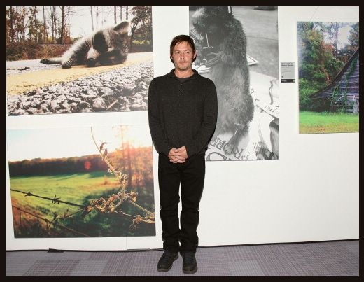 Norman Reedus with Photos