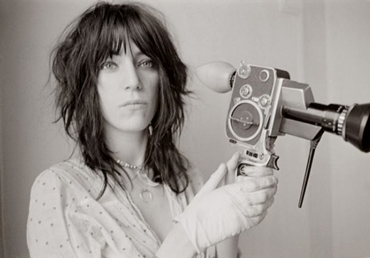 Vintage Patti Smith
