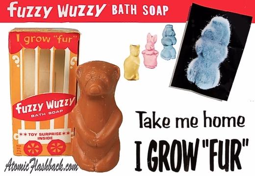 Fuzzy Wuzzy Soap
