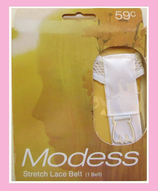 Modess Belt