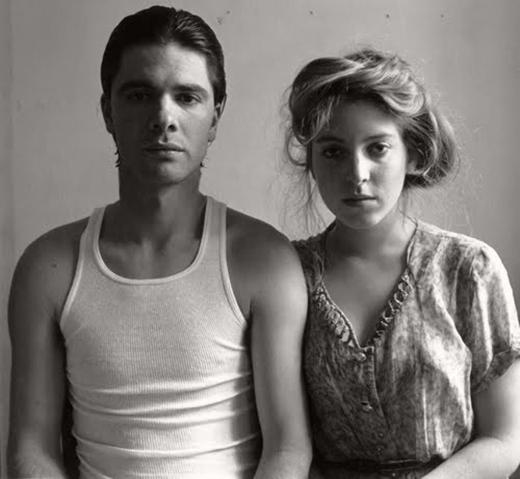 Francesca and Ben Rome, 1977