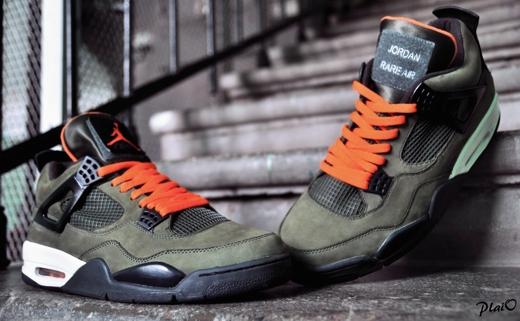Rare Air Jordans