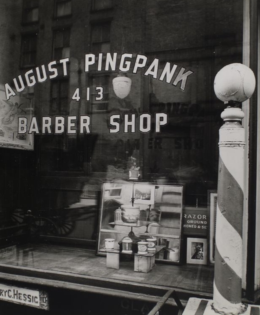 413 Bleecker Street Pingbank Barber Shop
