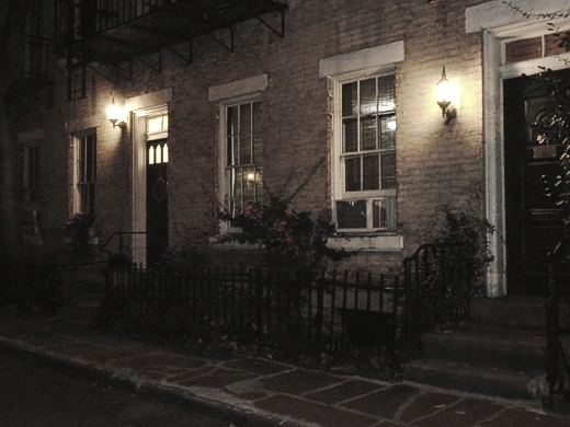 Patchin Place at Night 2015