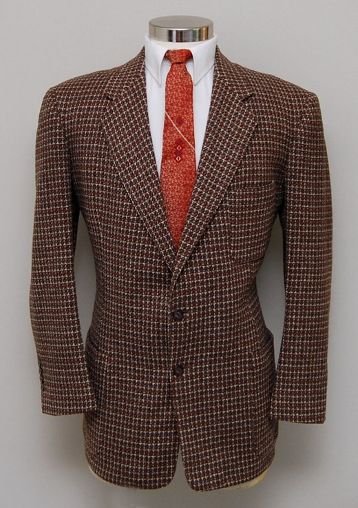 Howard Clothes Tweed Blazer 1940s