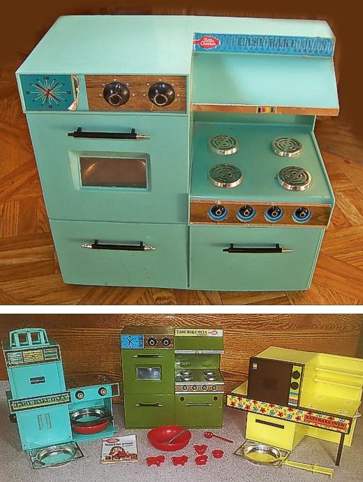 Vintage Easy Bake Ovens