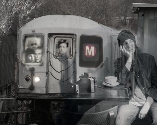 M Train Journey
