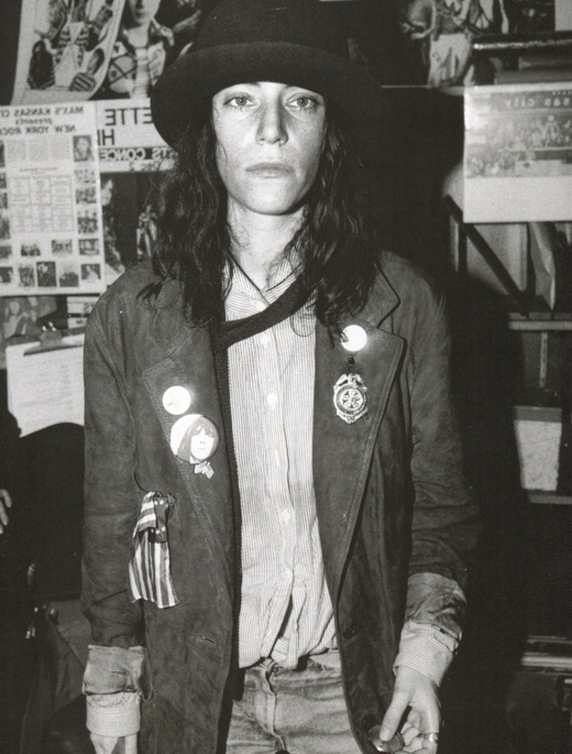 Patti Smith Max's Kansas City - 1979
