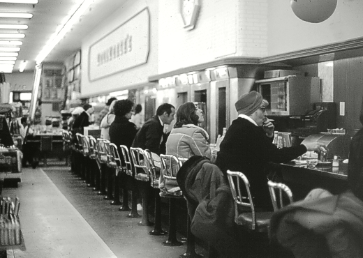 Lunch Counter Chicago 1975