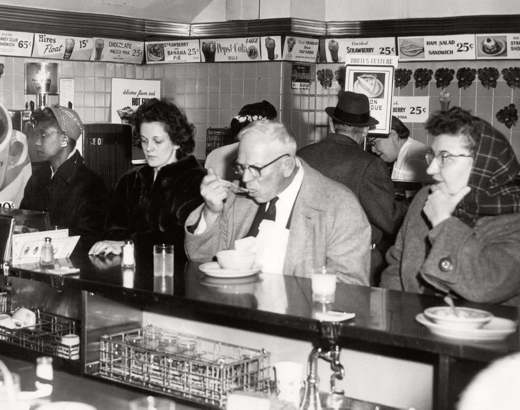 Lunch Counter State Street 1960
