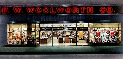Woolworth's Unknown Location