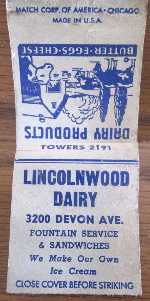Lincolwood Dairy
