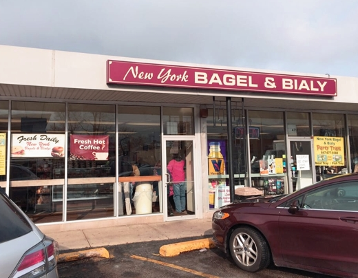 New York Bagel and Bialy