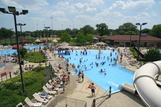 Proesel Park Aquatic Center