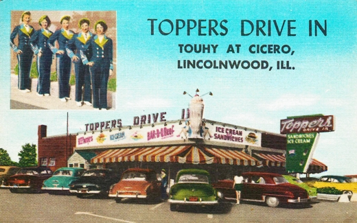 Toppers Drive-in