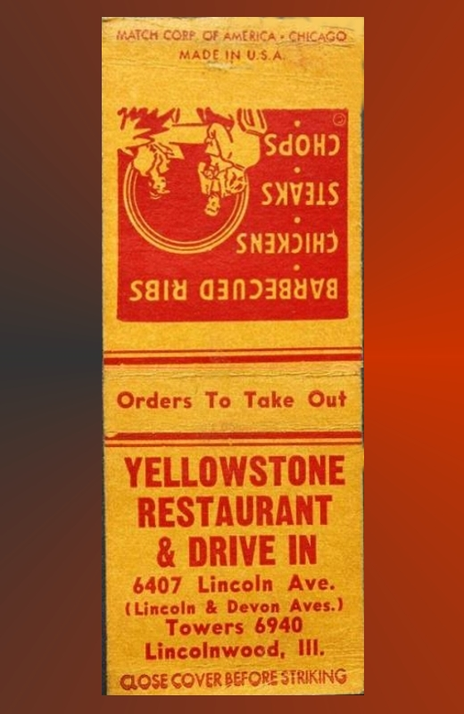 Yellowstone Restaurant